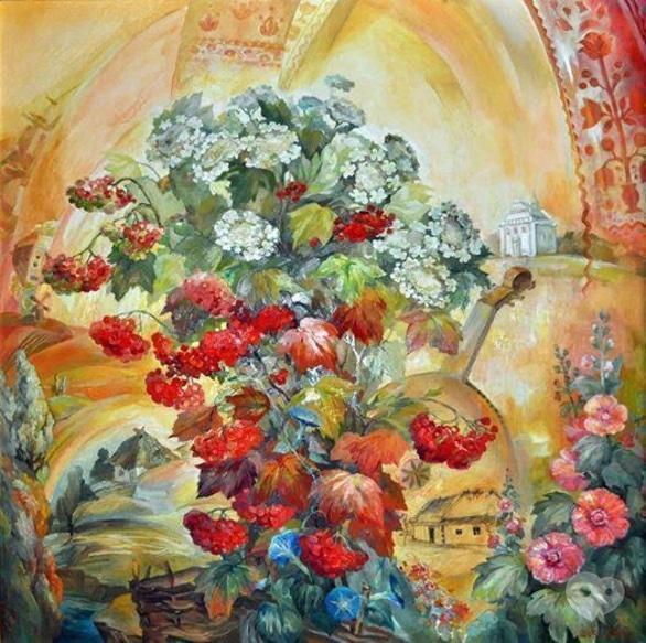 Обучение - Серия тематических мастер-классов по украинскому народному искусству