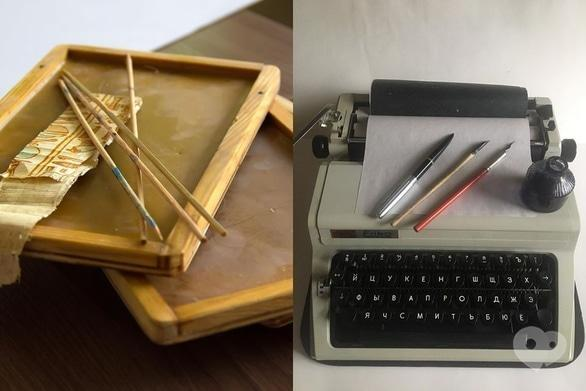 Обучение - Творческий мастер-класс 'Из истории письма'