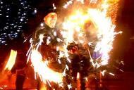 "Фильм'Скидка на фаер-шоу для Новогодних корпоративов от ""Сварожичи""' - фото 1"