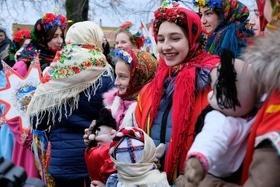 'Фестиваль Святого Николая' - афиша 'Новый год 2019'