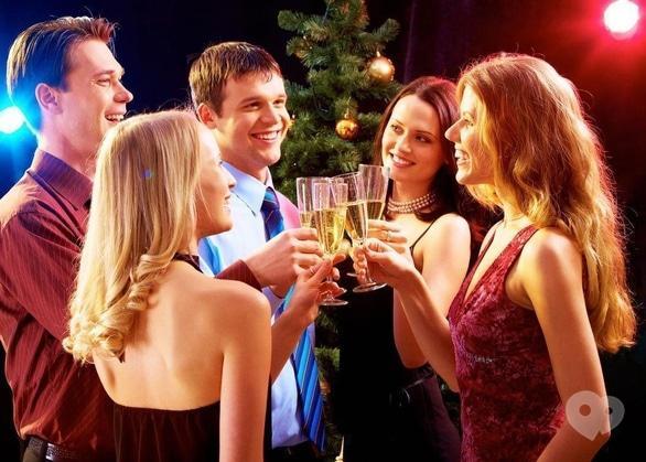 Вечеринка - Новогодние корпоративы в ресторане 'Днепр'