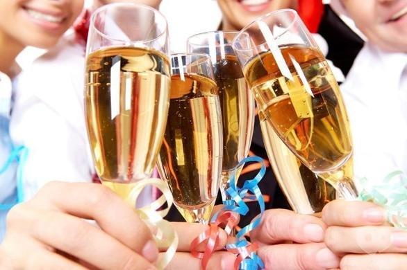 Вечірка - Новорічні корпоративи в сауні готелю 'Дніпро'