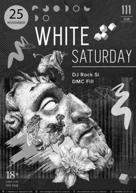 "Вечеринка ""Saturday White"" в ""111 club"""