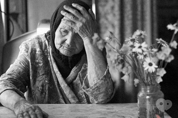 Выставка - Социальный фотопроект 'Одинокие души'