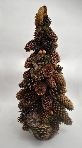 'Новый год  2018' - Рождественский мастер-класс по фитодизайну