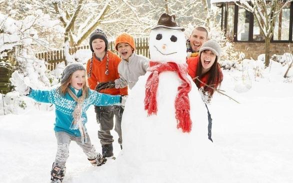 Для детей - Зимние каникулы и развлечения от SMART KIDS