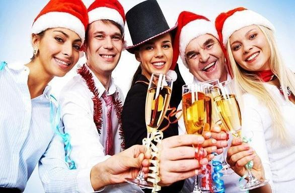 Вечірка - Новорічні корпоративи в пабі-ресторані 'Диліжанс'