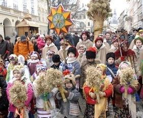 'Новий рік  2018' - Різдвяний фестиваль 'Черкаська коляда'