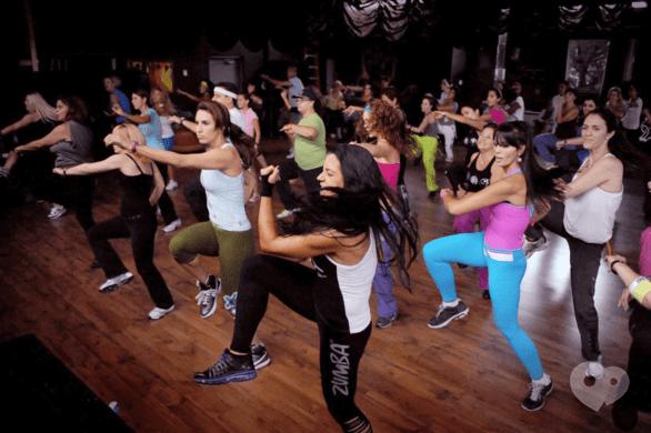 Спорт, отдых - Набор в группу начинающих по Zumba фитнесс latin style