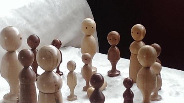 Обучение - Семинар 'Семейные расстановки. Клиентская группа'