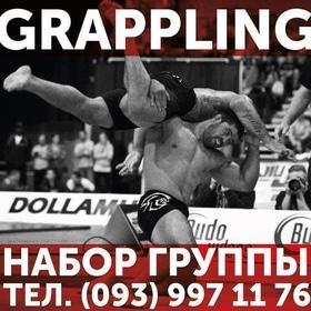 "Набор в группу по грепплингу в ""Grizzly MMA"""