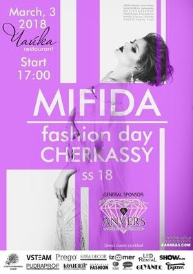 'MIFIDA – fashion day. Cherkassy spring-summer 18' - in.ck.ua