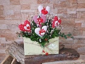 'День Св. Валентина' - Мастер-класс 'Любовное послание'