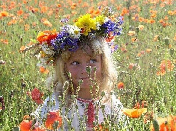 Обучение - Тематическое занятие 'Цветы – народные символы и обереги украинцев'