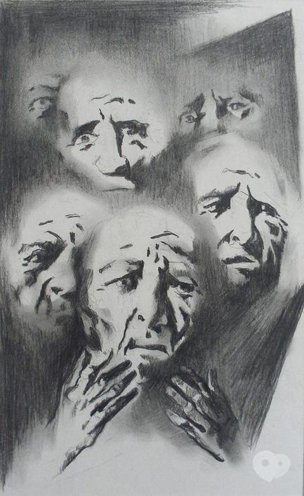 Навчання - Авторська екскурсія 'Візуалізація історії України 1920-1930-х років у творах Іллі Єфроїмсона'