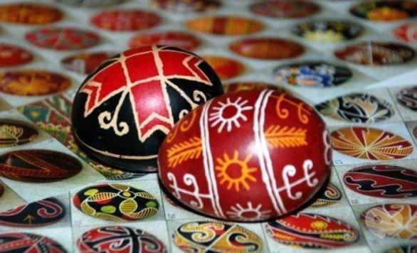 Обучение - Мастер-класс по росписи пасхальных яиц 'Писанка к Пасхе'