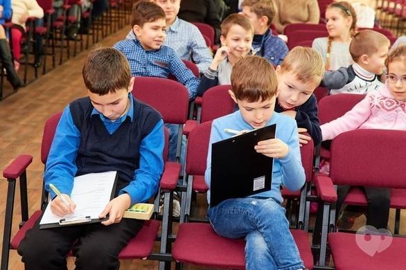 Ingenium school - Первая олимпиада по ментальной арифметике в Черкассах