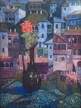 'Выставка произведений Даниила Нарбута из семейной коллекции' - in.ck.ua