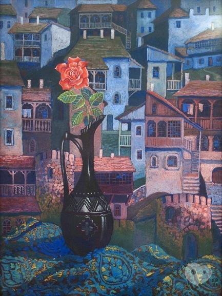 Выставка - Выставка произведений Даниила Нарбута из семейной коллекции