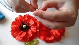 'Маевка' - Мастер-класс 'Красный мак – символ памяти'