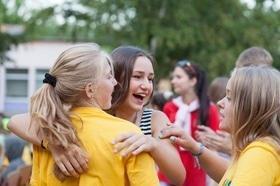 'Лето' - Британский языковой лагерь 'Celyn ABC-camp'