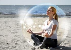 'Лето' - Занятие на природе: 'Дышим и стройнеем'