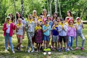 "Англомовний Табір ""M&Kids"" Summer Camp 2018"