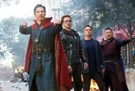 Фильм'Мстители: Война Бесконечности' - кадр 1