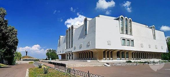 Концерт - Празднования по случаю столетия Черкасского областного краеведческого музея