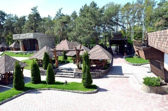 'Лето' - Летний отдых в гостинично-ресторанном комплексе Робинзон