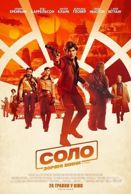 Фильм - Соло: Звездные войны. История