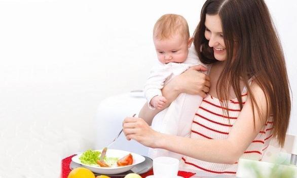 Обучение - Лекция 'Диета кормящей мамы'