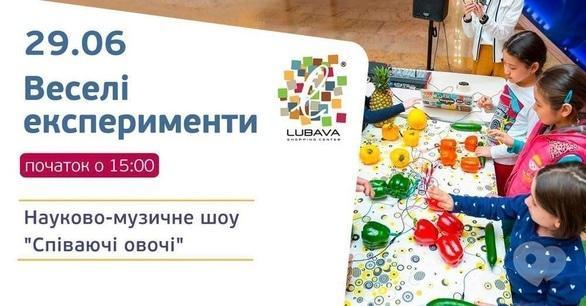 Обучение - Веселые эксперименты в ТРЦ 'Любава'