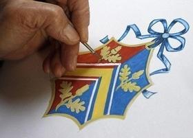 """Афиша 'Геральдическая игра """"Создай свой герб""""'"""