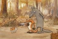Фильм'Большой злой лис и другие истории' - кадр 1