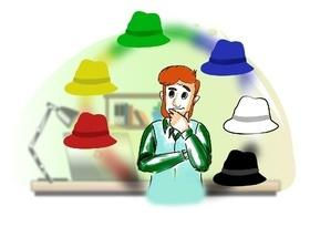 'Лето' - Психологическая ролевая игра '6 шляп мышления'. Выборы президента