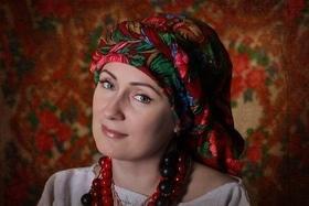 'Лето' - Мастер-класс по вывязыванию платков 'Традиционные головные уборы'
