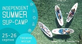 Independent Summer SUP-Camp