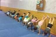 """Фильм'Набор детей в возрасте от 4 до 12 лет на занятия в спортивном клубе """"Гимнаст""""' - фото 1"""