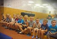"""Фильм'Набор детей в возрасте от 4 до 12 лет на занятия в спортивном клубе """"Гимнаст""""' - фото 2"""
