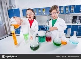 """Набір на курс для дітей """"Цікава наука"""""""