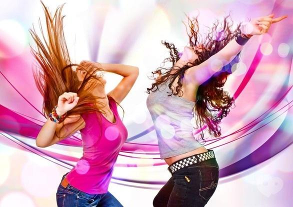 Навчання - Набір дівчаток в підліткову групу з танцювального стилю соло Latin bit і клубної латини