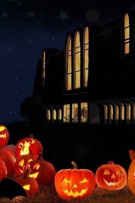 Вечірка - Містична вечірка: 'Дива Гарбузової ночі'