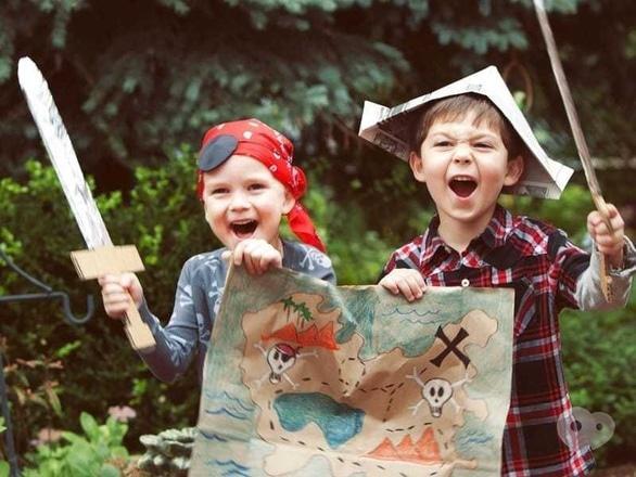 Для детей - Экшн-игра 'В поисках Черной Жемчужины'