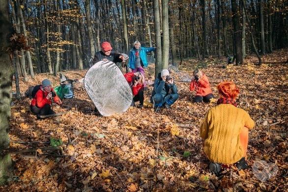 Навчання - Відкритий урок-зустріч 'Секрети хорошої фотографії'
