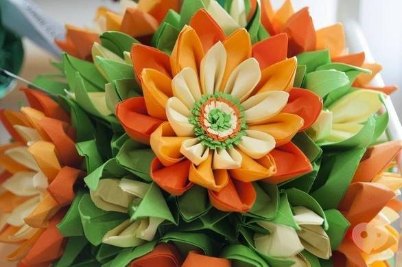 Обучение - Мастер-класс по оригами 'Изготовление спинера'