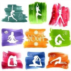 Набор на занятия по йоге