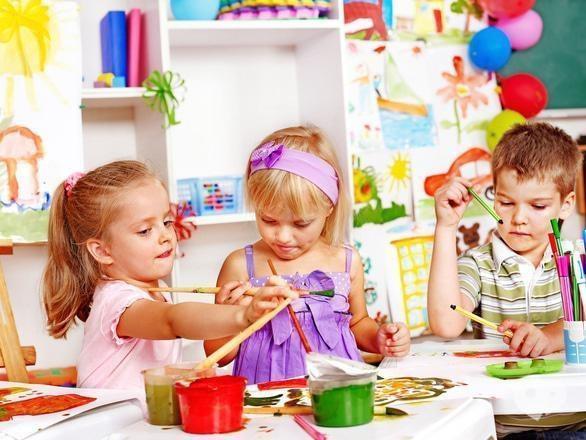 Обучение - Набор деток в группы детского центра 'Даринка'