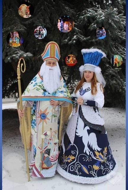 Для детей - Новогоднее представление 'Куда делись чары?'