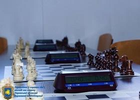 Финал чемпионата Черкасской области по классическим шахматам